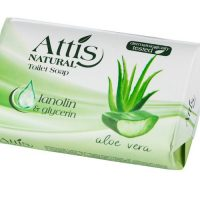 ATTIS mydło toaletowe w kostce Natural 100 g