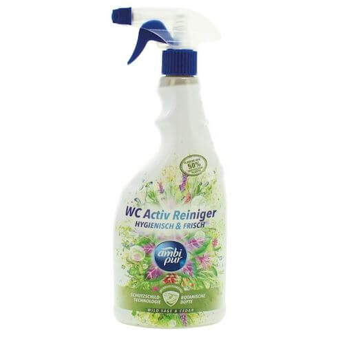 Ambi Pur WC spray 750 ml Wild Sage&Cedar, a8.