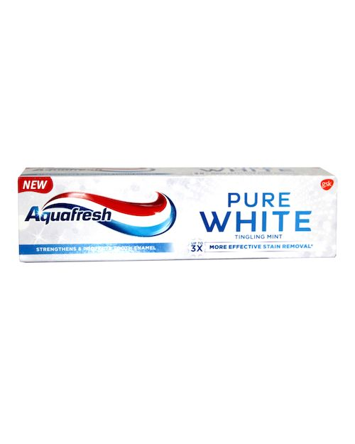 Aquafresh pasta do zębów 75 ml Pure White.