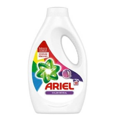 Ariel żel do prania kolor 1,1 L, 20p.