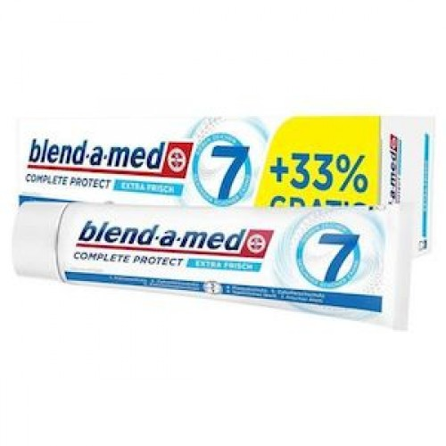 Blend-a-med pasta 100 ml complete 7 extra fresh