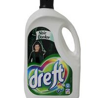 Dreft żel do prania 2,7 l black, 54p.