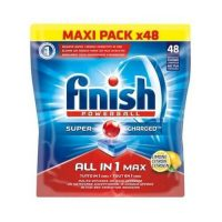 Finish ALL in 1 tabletki do zmywarki MAX 48 szt. Lemon