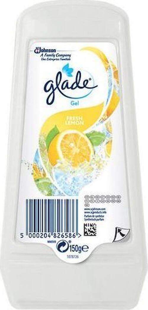 GladeBrise żel fresh lemon 150 g.