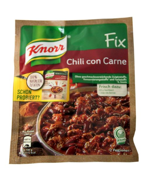 Knorr Fix Chili con Carne 33 g