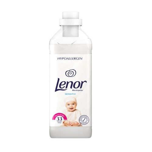 Lenor płyn do płukania Pure Care 990 ml 33p.