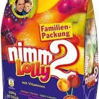 Nimm 2 Lolly 200g20 szt.