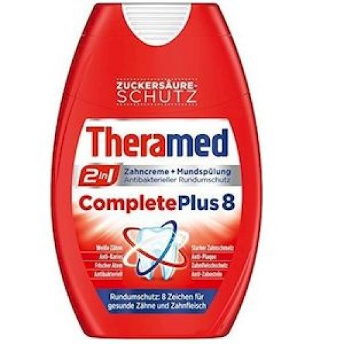 Thera med 75 ml 2w1 complete plus 8.
