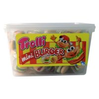 Trolli Mini Burger 60 szt.