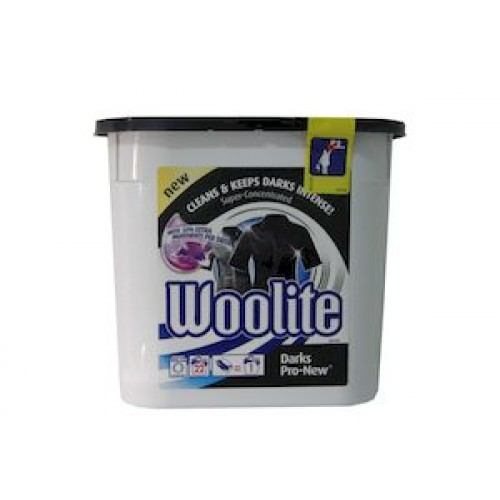 Woolite kapsułki do prania a22 black.